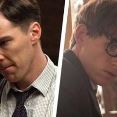 Las historias de Stephen Hawking y Alan Turing compiten por el Oscar