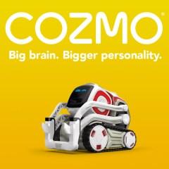 Cozmo de Anki, la nueva mascota robot