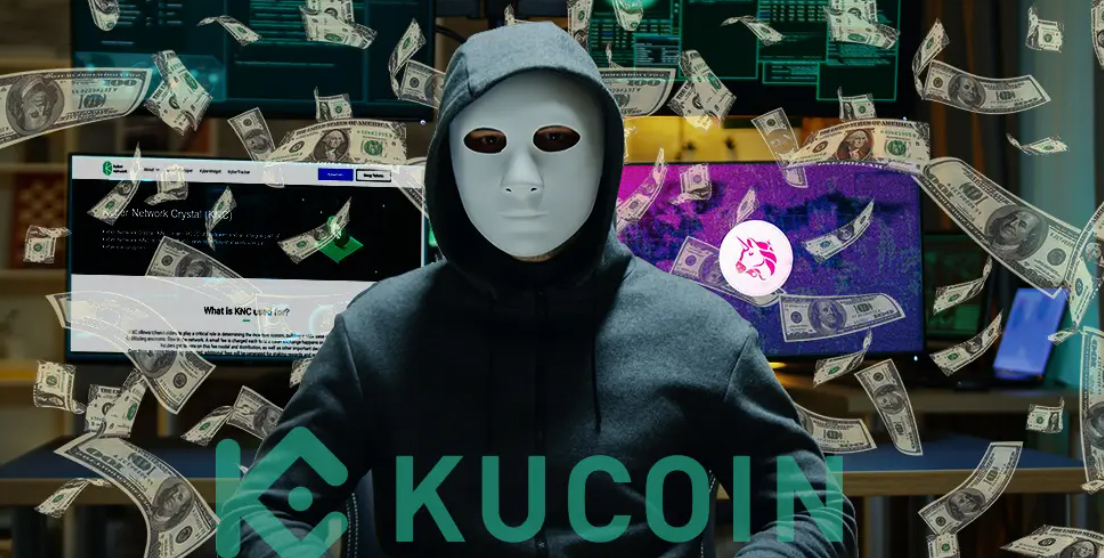 USD 13 millones, cambian  en Uniswap, Kyber y exchanges descentralizados, Hackers de KuCoin
