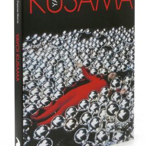 Yayoi Kusama Livro e monografia