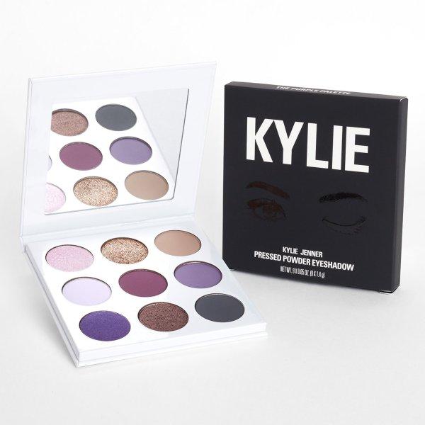 Kylie Jenner paleta de sombras