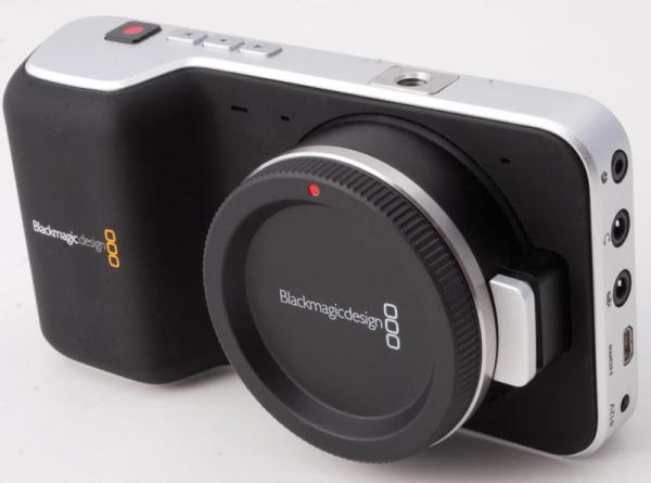 Blackmagic Pocket Cinema Camera Produto Usado