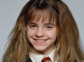 3. Hermione Granger, from the 'Harry Potter' series by J.K. Rowling