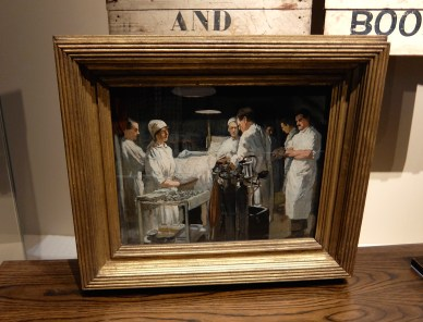 'The Operating Theatre'