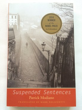 Suspended Sentences - Patrick Modiano
