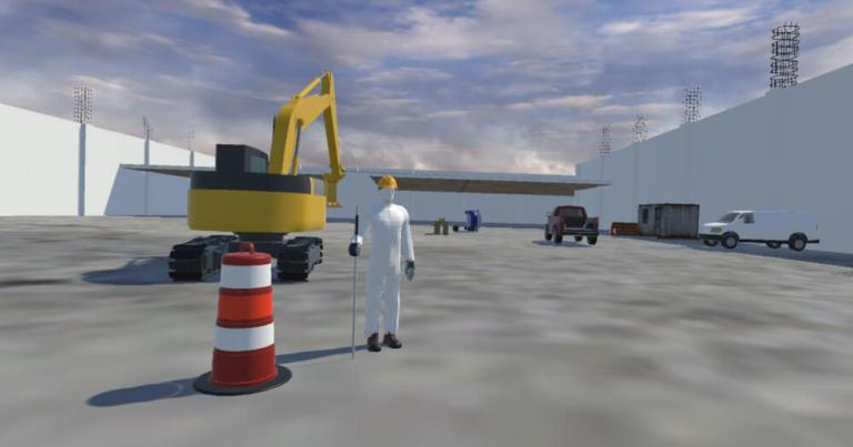 Construction Safety Simulator