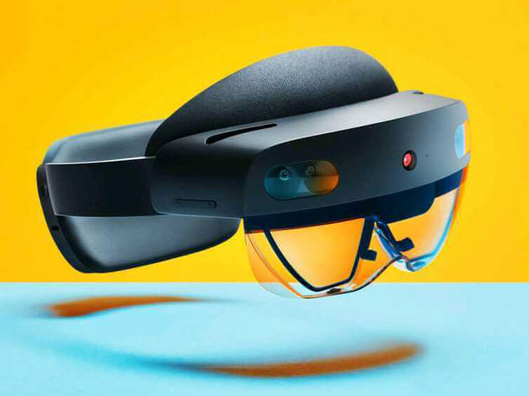 Say Hello to HoloLens 2