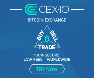 CEX.IO Bitcoin Exchange