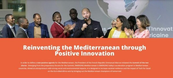 EMERGING Mediterranean Acceleration Program 2020