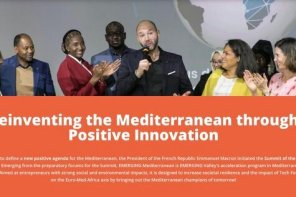 EMERGING Mediterranean Acceleration Program 2020