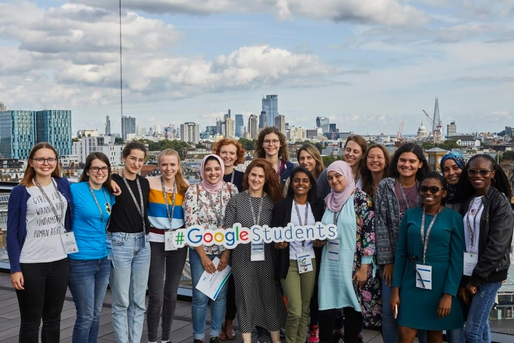 Generation Google Scholarship 2021 for Women in EMEA