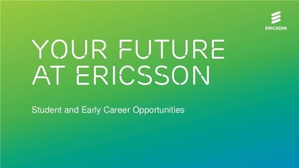 the Ericsson Nigeria Graduate Program 2020 for Nigerian Graduates