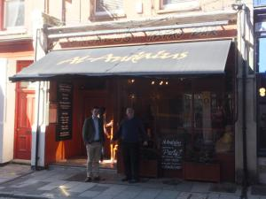 Al-Andalus Tapas Bar Oxford