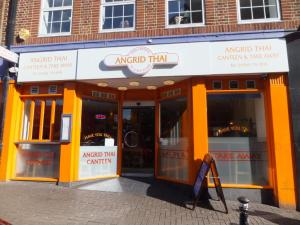 Angrid Thai Canteen in Oxford