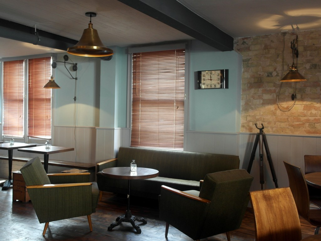 Interior of The Chester in Oxford