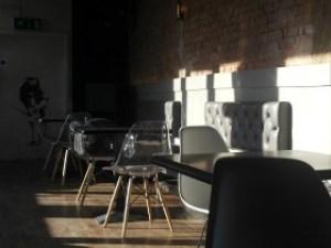 The Varsity Club - Interior Seating