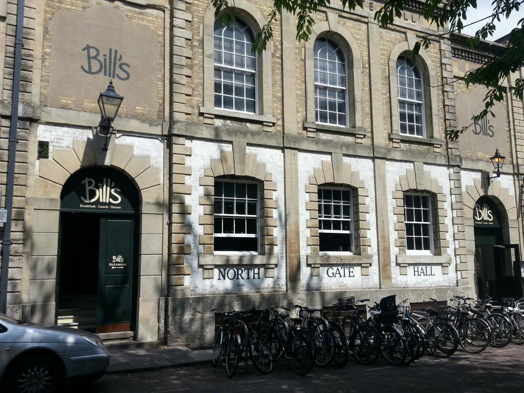 Bills in Oxford