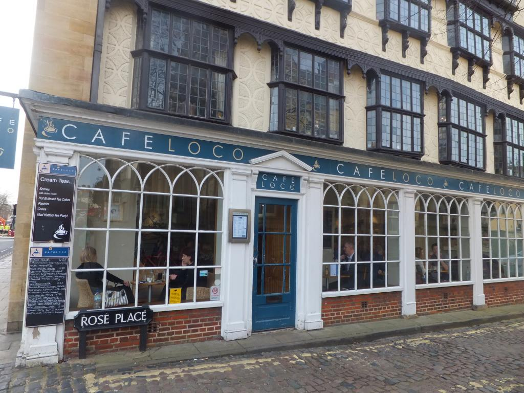 Cafe Loco in Oxford