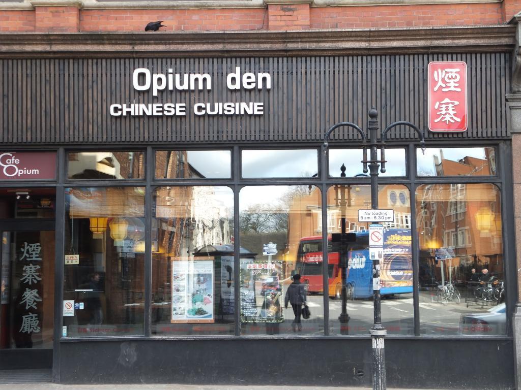Opium Den in Oxford
