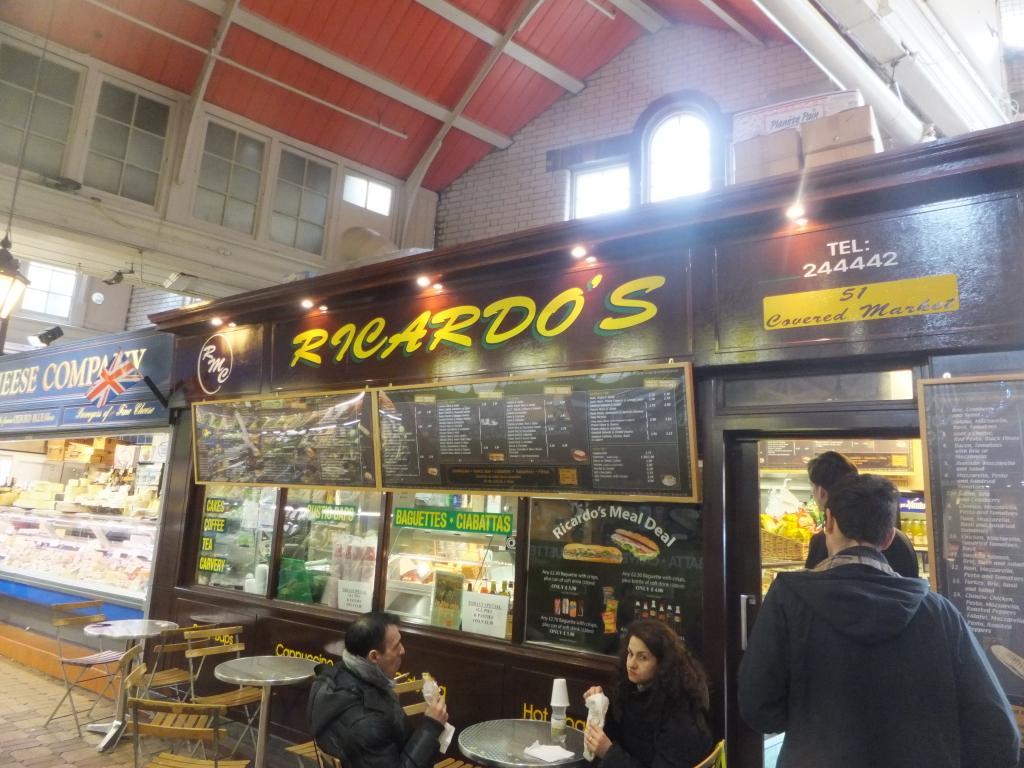 Ricardos in Oxford