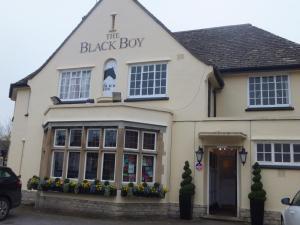 The Black Boy in Oxford