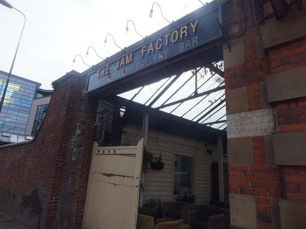 The Jam Factory in Oxford