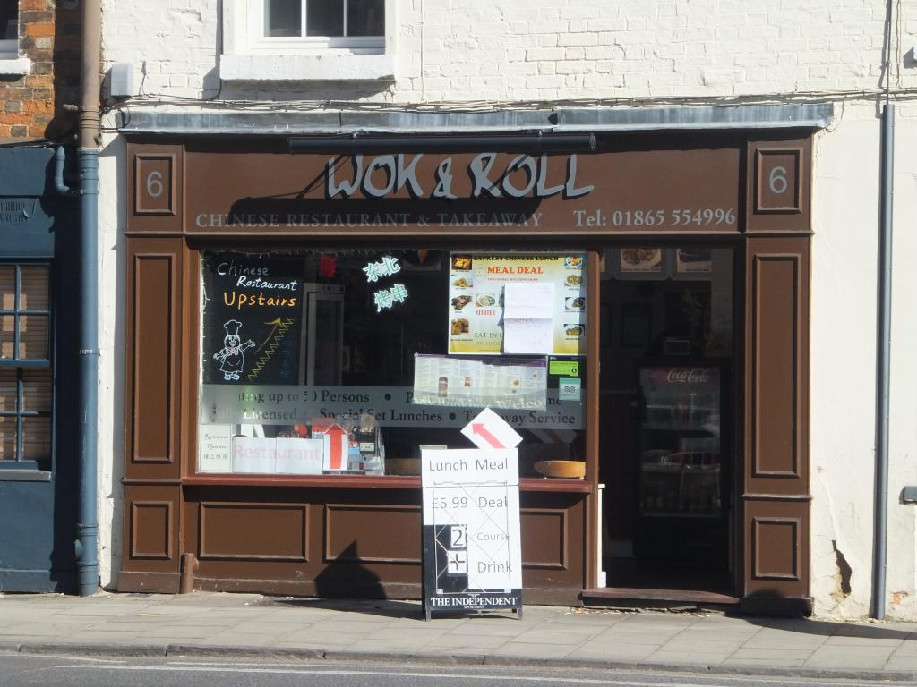 Wok and Roll Oxford