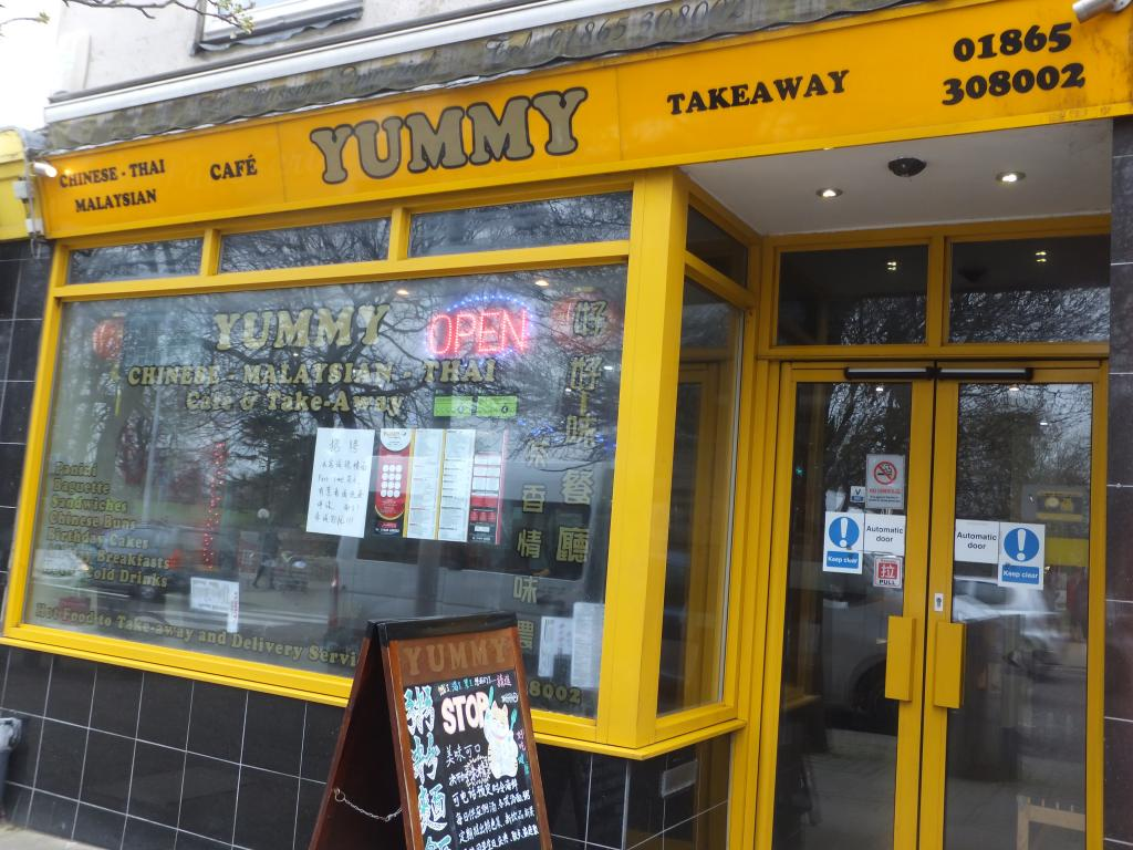 Yummy Takeaway Oxford