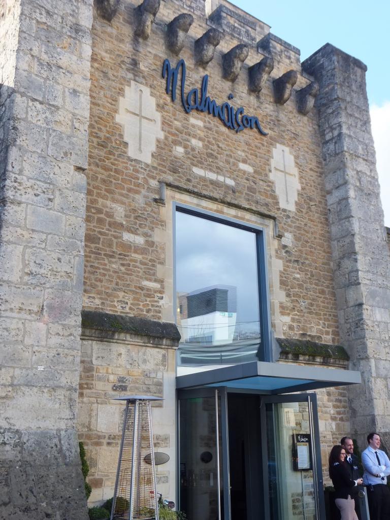 Malmaison in Oxford
