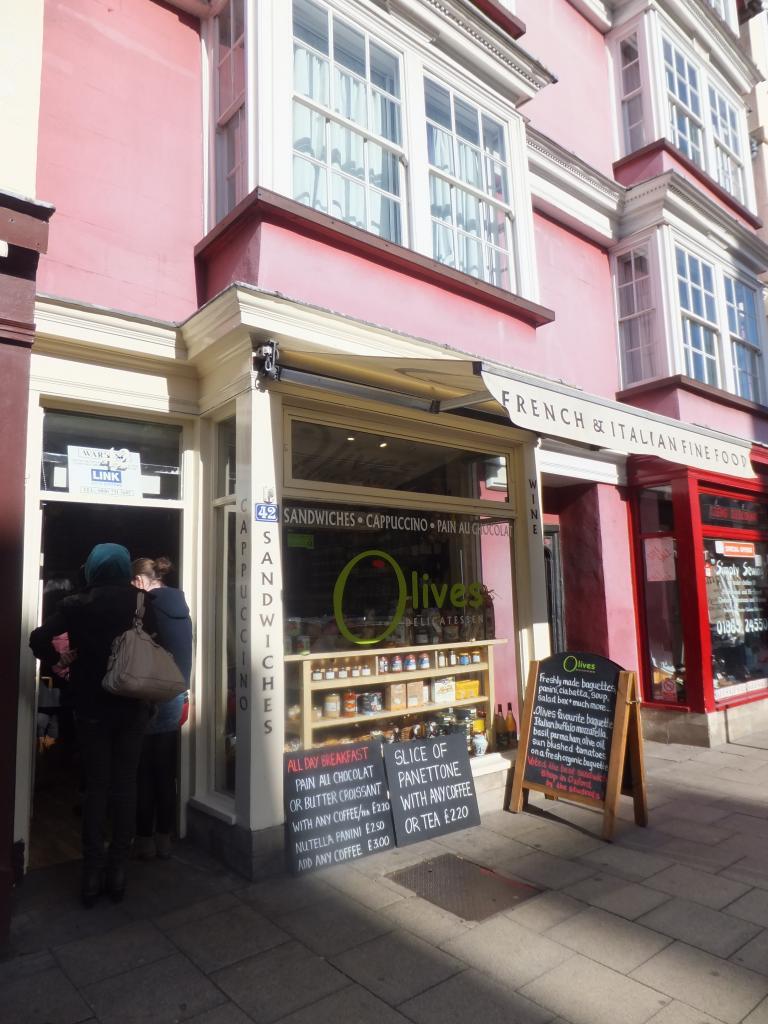 Olives in Oxford