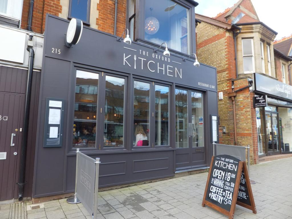The Oxford Kitchen in Oxford