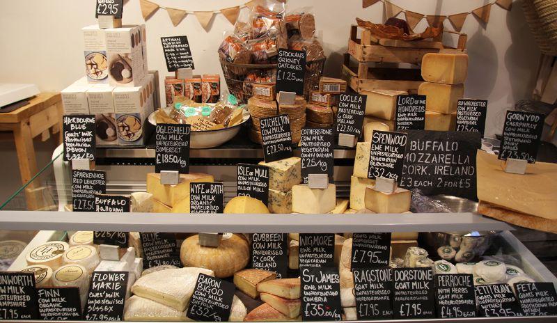 2 North Parade Cheese Selection