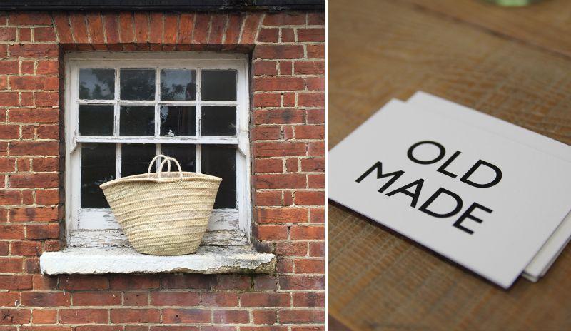 OLD MADE Basket
