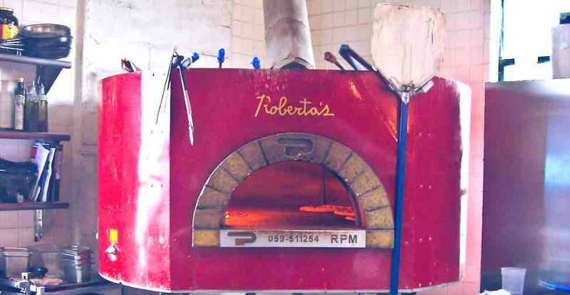 Rickety Press Pizza Oven