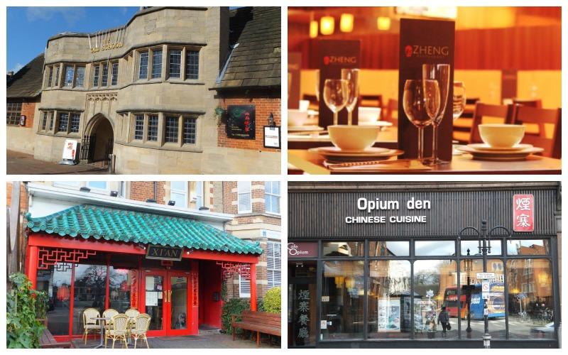 Best Chinese Restaurant in Oxford - Part 1