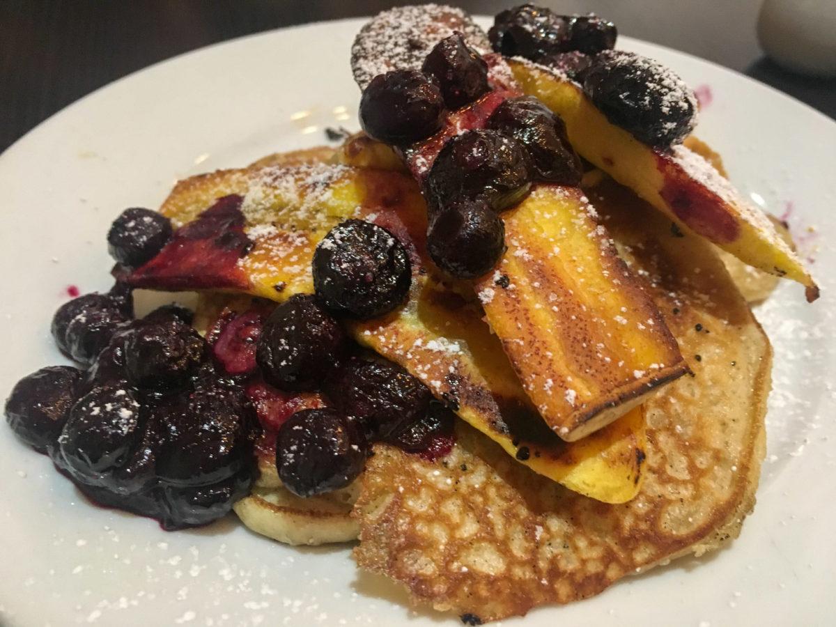 Breakfast at Happy Friday Kitchen Oxford - Best Vegan Food in Oxford 2020