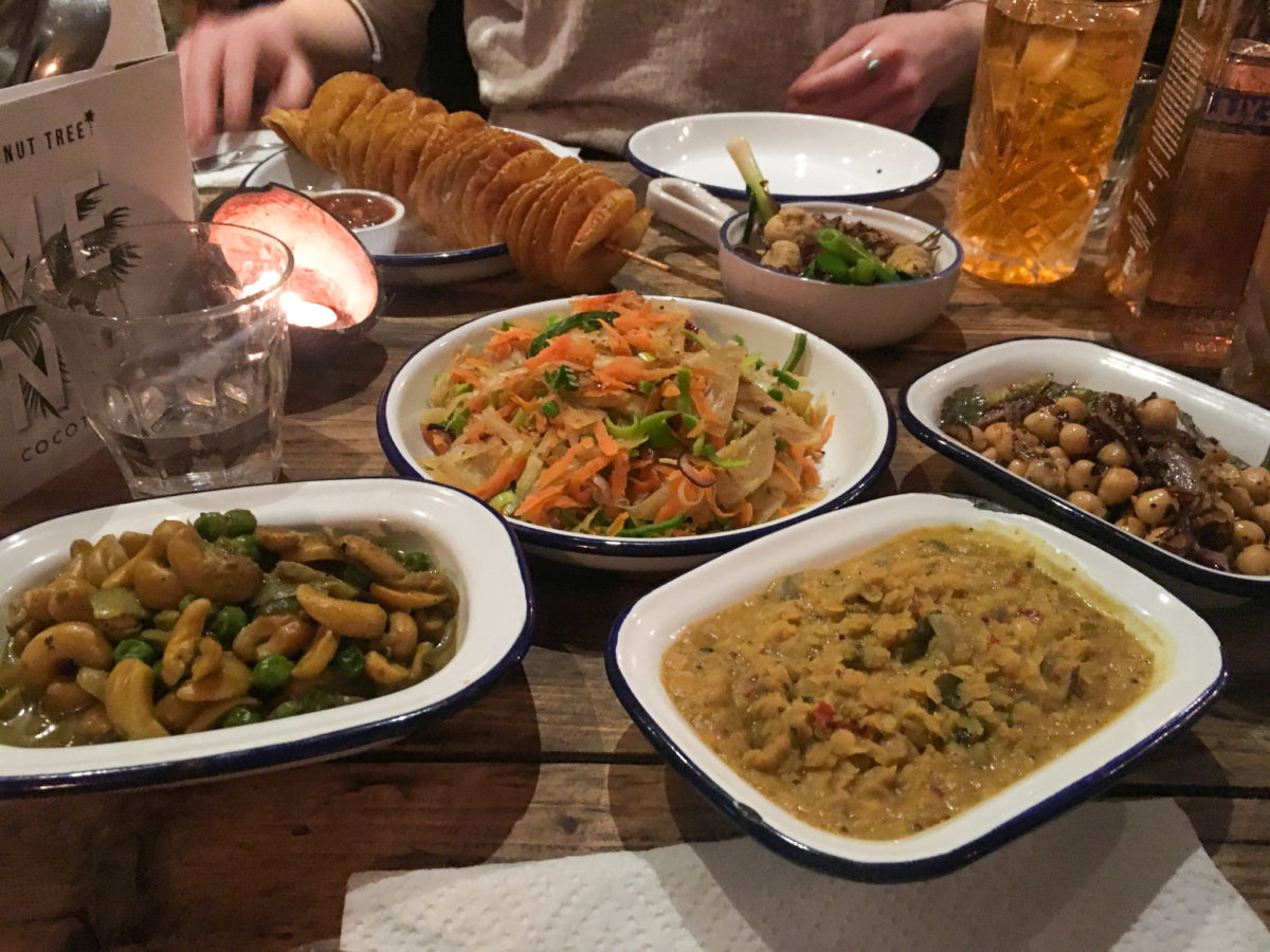 The Coconut Tree, Oxford - Best Vegan Food in Oxford 2020