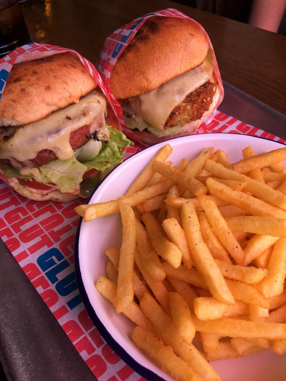 GLUT, Oxford - Best Vegan Food in Oxford 2020