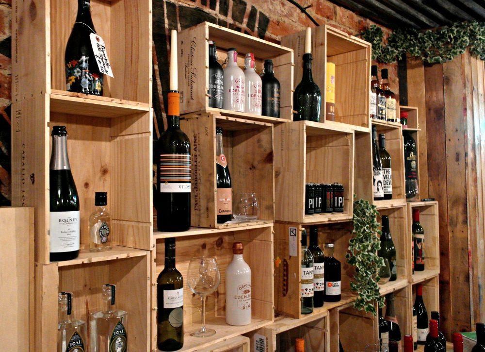 Vine Oxford Wine