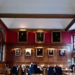 Hertford College Dining Hall