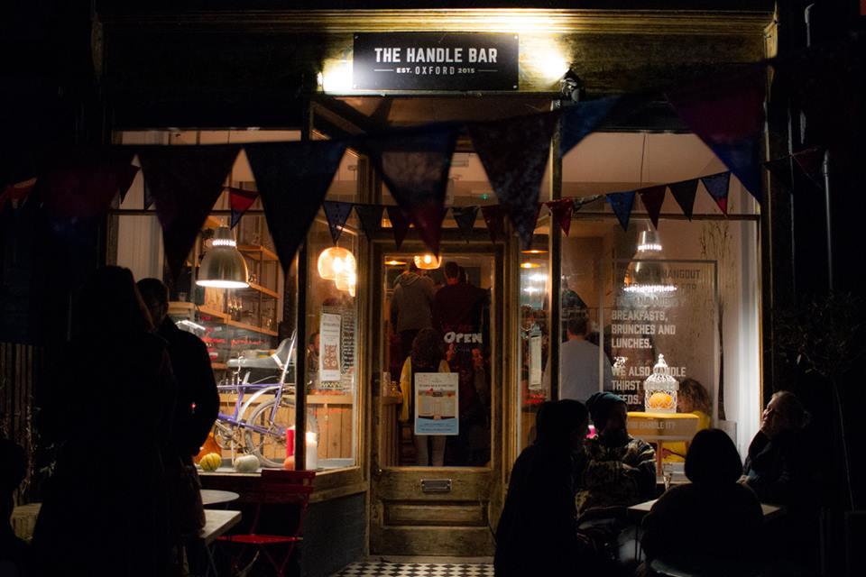 The Handle Bar at 39 Magdalen Road