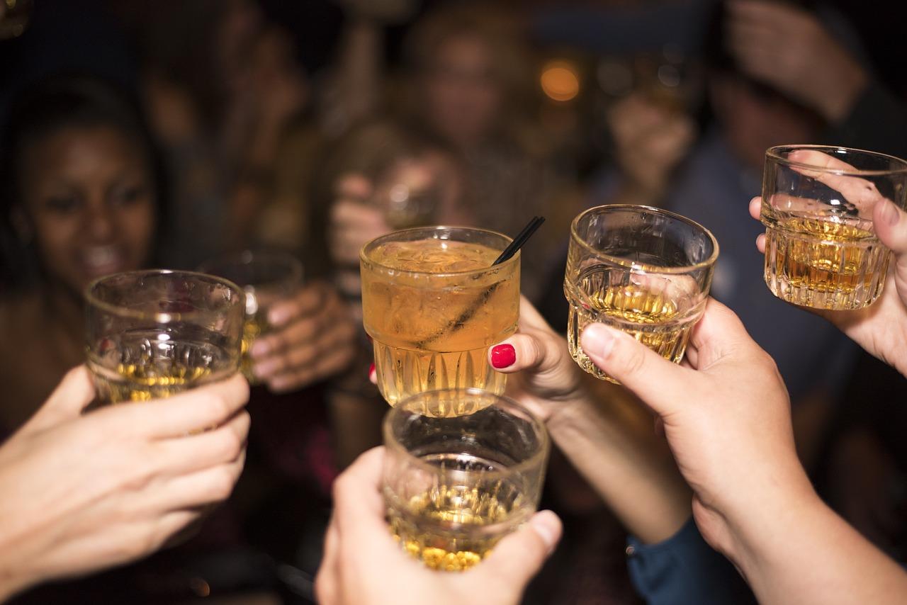 Whisky drinks