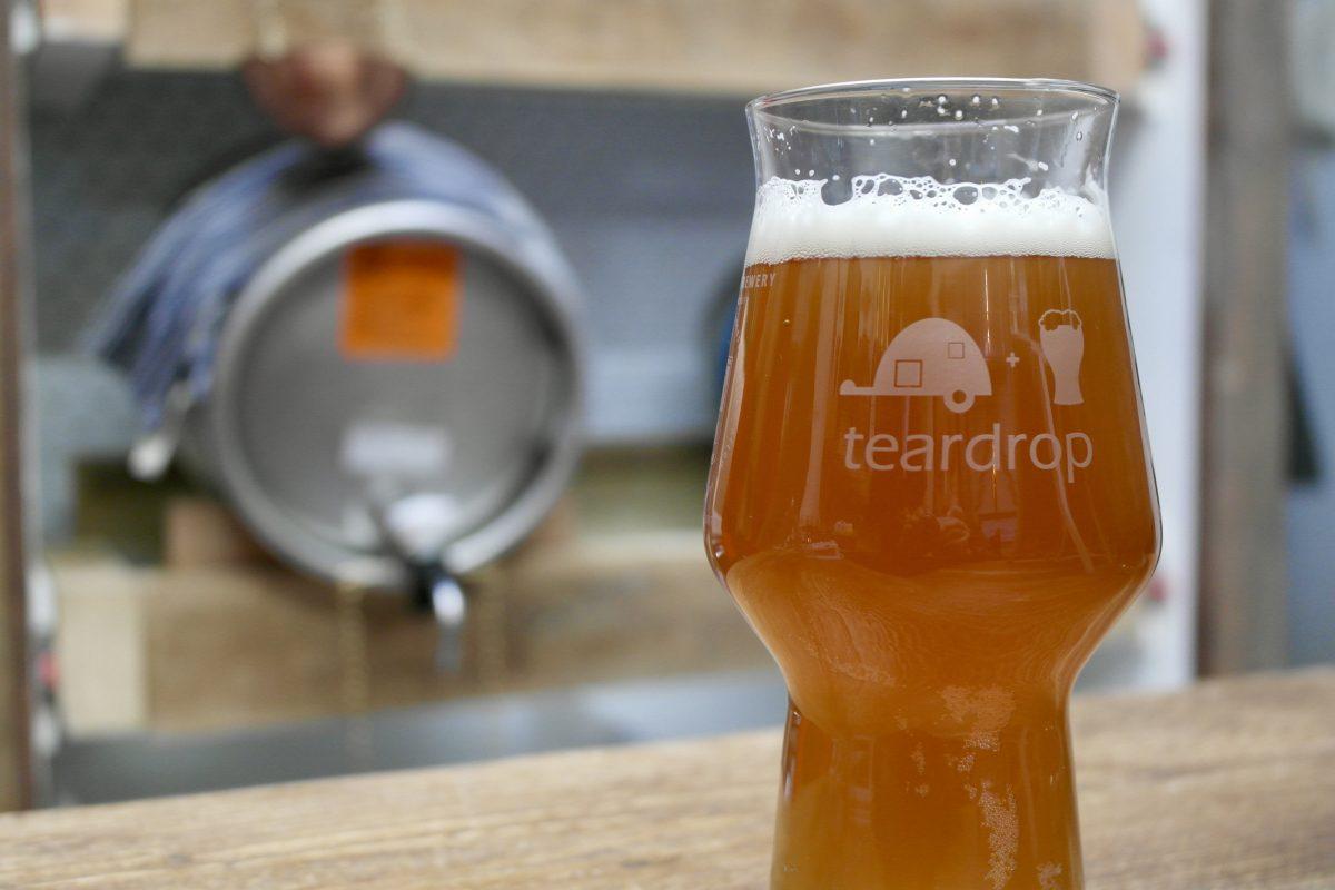Teardrop Bar, Oxford Covered Market | Image Bitten Oxford