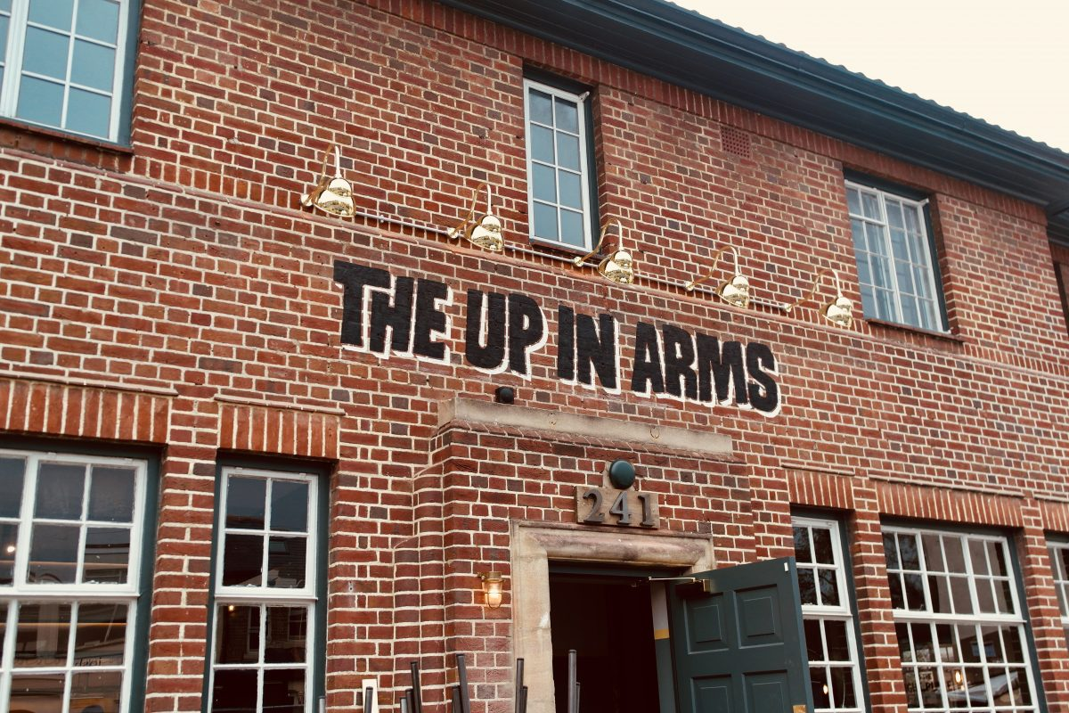 The Up In Arms Dodo Pub New Marston | Image Credit Bitten Oxford