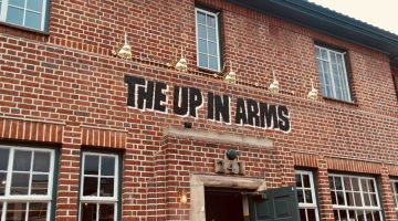 The Up In Arms Dodo Pub New Marston   Image Credit Bitten Oxford