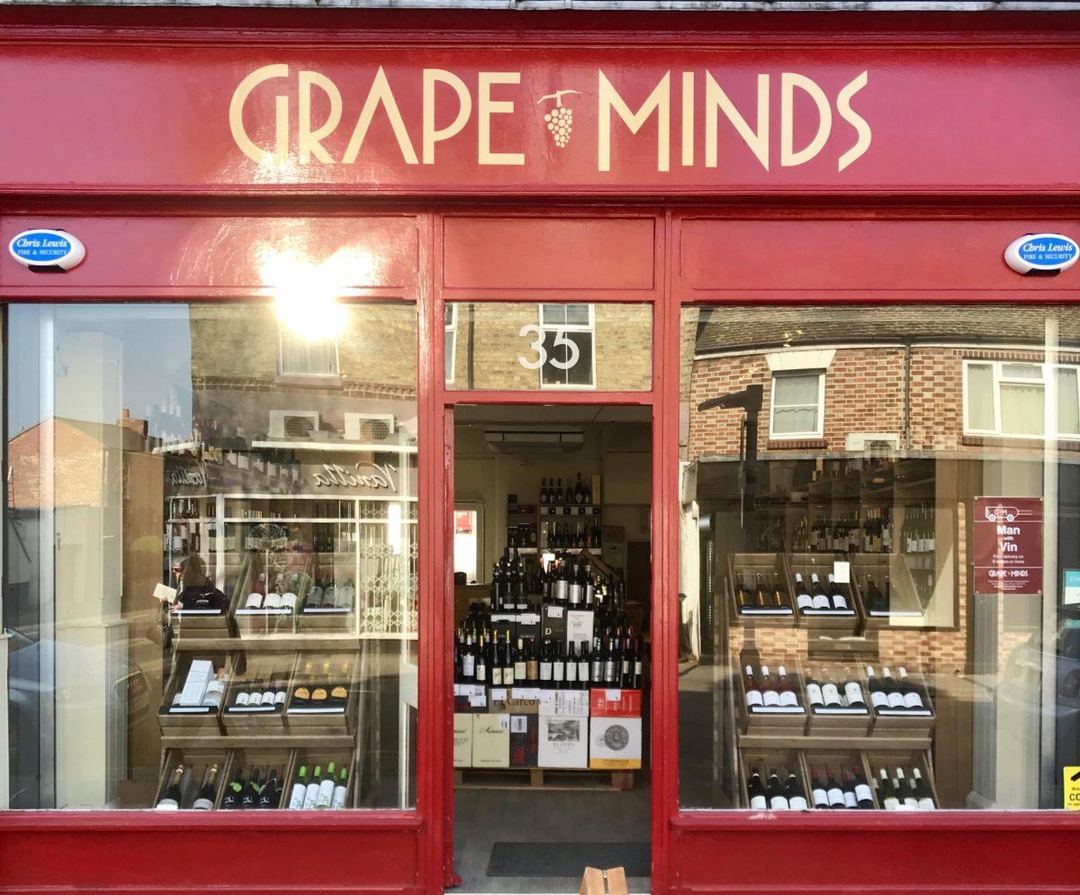 Grape Minds Oxford