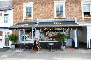 Rumsey's Chocolaterie Thame shop