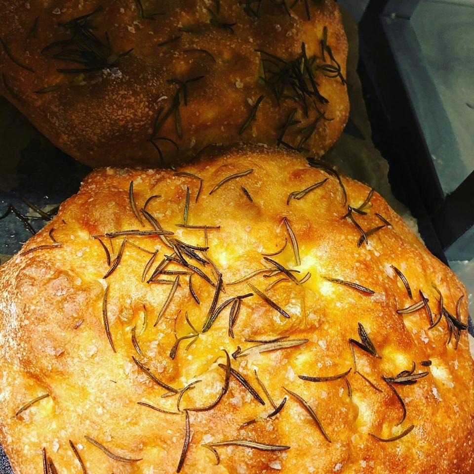 Magdalen Arms Homemade Bread