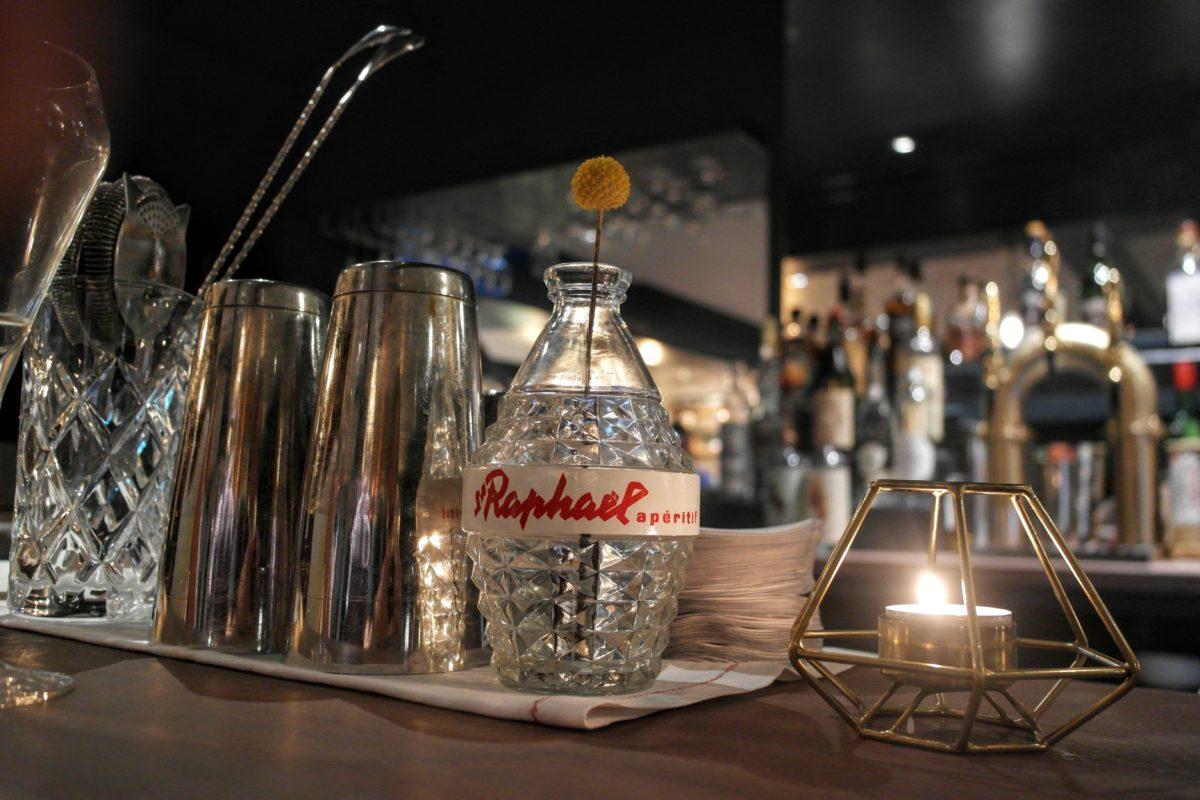 Pompette Restaurant bar | Image Credit Bitten Oxford
