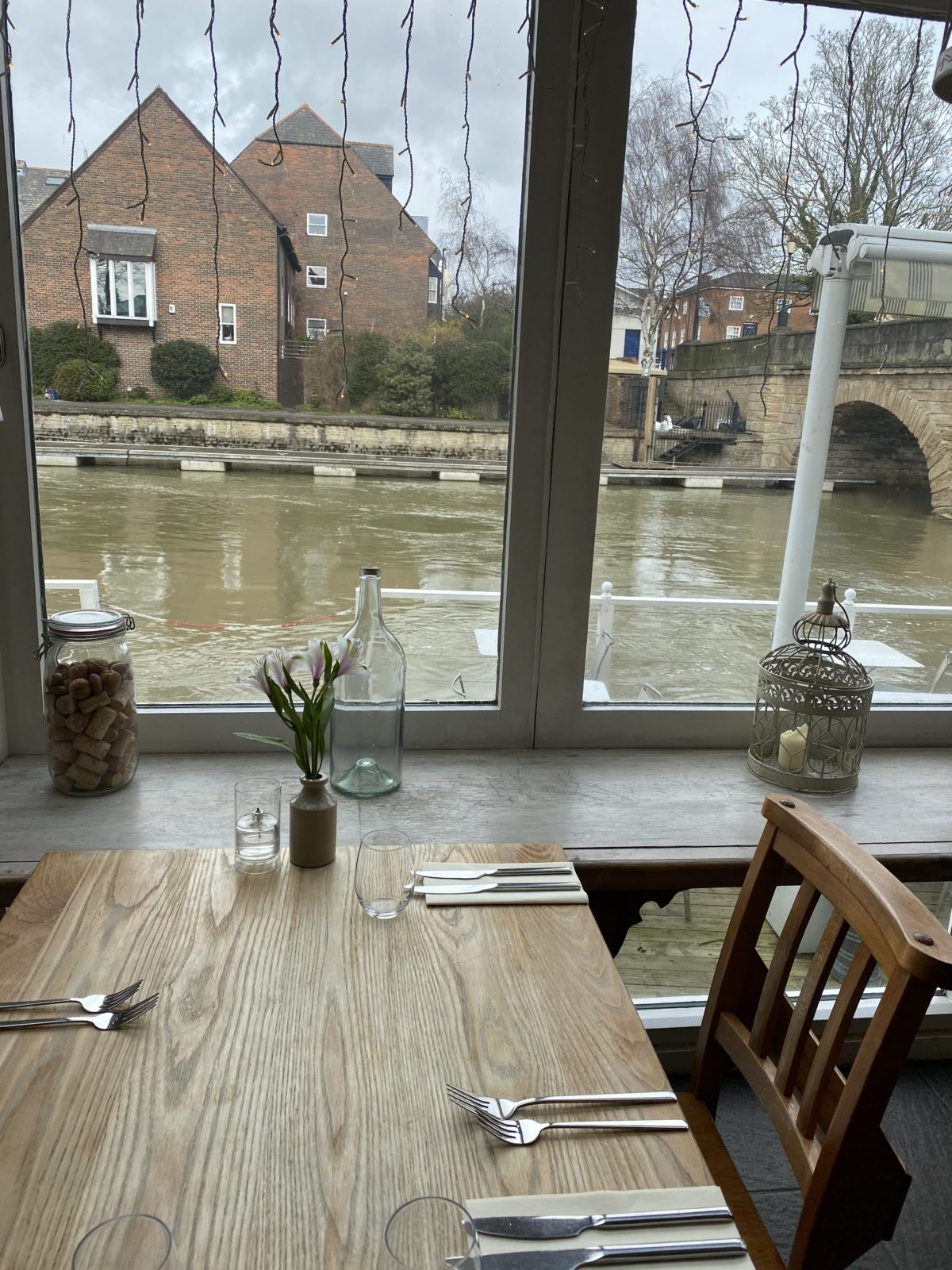 Review The Folly Oxford